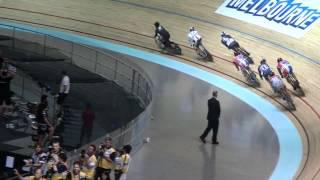 2012 UCI TRACK CYCLING WORLD CHANPIONSHIPS Keirin