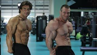 Yashankin and Molnar. Train chest.