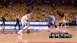 Stephen Curry 31 points vs Nuggets - Full Highlights (2013 NBA Playoffs GM4)