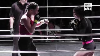 Alexandra Sanchez vs Melissa Lan - RESPECT.4 (Part 1/2)