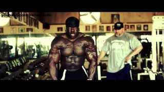"Kali Muscle - TRAIN INSANE ""DELTS"" (ft.Chris Jones, Vince, Big J)"
