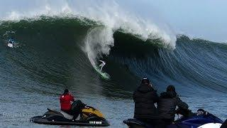 Highlights From The 2014 Mavericks Invitational Big Wave Surfing Contest