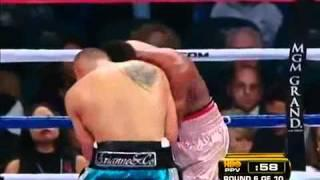 Mike Alvarado vs. Breidis Prescott (2011) - JSFIGHT_TV