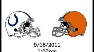 MKV -NFL - 2013 - PS - WK3 - 24 - 08 - 2013 Browns - @ - Colts