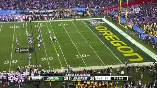 2013 Fiesta Bowl: Oregon Ducks vs. Kansas State Wildcats (FULL GAME)