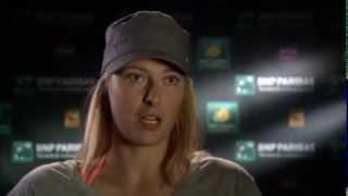 Maria Sharapova 2rd Round Press Conference - Indian Wells 2014 (BNP Paribas Open')