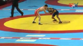 2011 Worlds Freestyle 55kg Final - Victor Lebedev (RUS) vs. Radoslav Velikov (BUL)