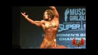 Melody Spetko at the Toronto Pro Supershow 2013