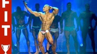 MEET THE NEW MALE PROS OF THE WBFF - amazing Muscle&Fitness Models