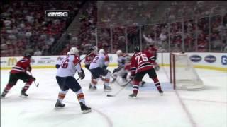 Patrik Elias Goal 4/17/2012 Panthers @ Devils NHL Playoffs