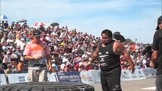 HIGA MONSTER (Gatineau Strongman Contest 2012 Day 3)