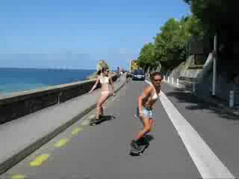 Skater Girls - Skater Girls at Biarritz