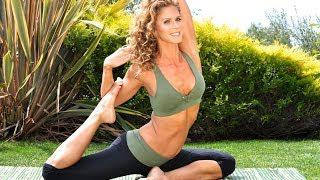 FITNESS: Envigorating Yoga Routine - Fitness and Workout Series