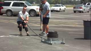 Iowa Games Strongman Contest 2012, Loading Medley