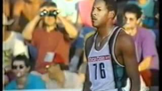 Javier Sotomayor - High Jump World Record - 2.45 m (8.046 ft)