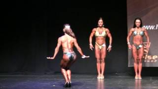 Norway Open 2012  | Bodyfitness - 163 Cm (t-walk)
