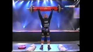 Strongman Super Series 2002 Sweden Grand Prix