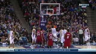 Lebron James 34 points vs Bobcats - Full Highlights (2014.01.18)