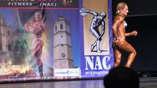 Judit Palecian at NAC World Championships 2014