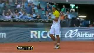 RAFAEL NADAL★ BEST POINTS ★ HD