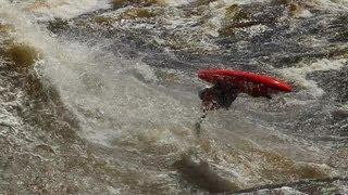 Stakeout 2013- Kayaking's Big Wave Surfing