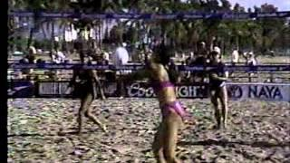 WPVA(Women's Volleyball) 1994 Ft. Lauderdale Final