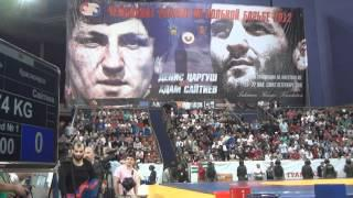 2012 Russian Freestyle Wrestling Championship 74kg