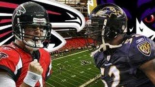 Preseason==MKV--__-NFL 15___ 08___ 2013---_-2014 Atlanta Falcons=== @ ====Baltimore Ravens 540p