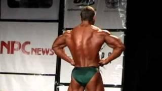 Kevin Law, bodybuilder -- IFBB North Americans 2010