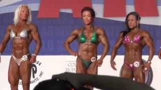 2013 Arnold Amateur Finals Awards Women's Bodybuilding Heavyweight