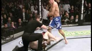 George St. Pierre Highlights