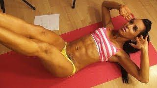 Women's SIX PACK Abs Workout!!