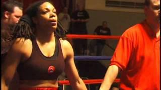 Female MMA Dell Greer Final Fight MUST SEE Official