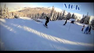The Most Epic Amateur Whistler Snowboarding Video Ever!