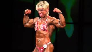 Virginia Sanchez 2014 Toronto Pro Supershow IFBB Pro Bodybuilding
