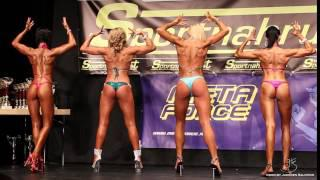 Women / NABBA Int.  Austrian Open 2013