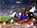 Running Man - 1996 Olympic 100m Male Final