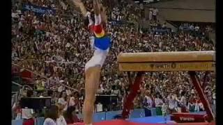1992 Olympics - Gymnastics AA Final Part 4 - a different perspective.....