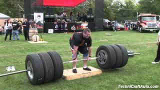 2011 Strongman Competition Video - Long