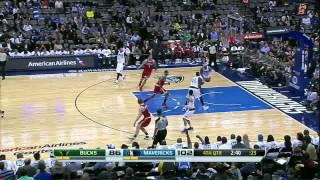Vince Carter nice reverse slam vs Bucks (2013.12.14)