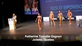 2012 IDFA International Championships - PRO FITNESS MODEL