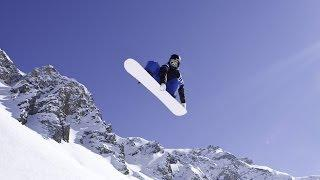 Snowboarding Val D'Isere | France