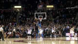 Damian Lillard game winner vs Cavaliers (2013.12.17)