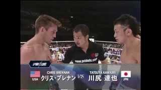 Fight Night Abu Dhabi: Kawajiri Crushes Brennan