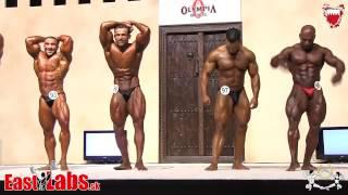 Amateur Mr Olympia category up to 85kg