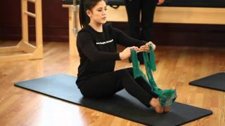 Upside-Down Pilates - Lesson 57 - Part 3 Of 4 - HD