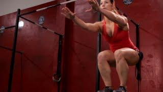 Box Jump to a Tight and Toned Body
