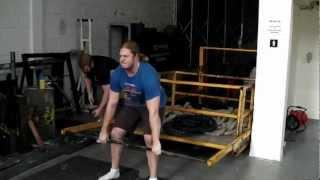 Sen Frame Deadlift
