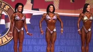 Ms. Figure International At Arnold's 2013 (prejudging)