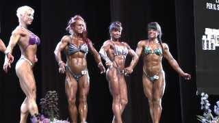 Results - Miss Figure 2 - Final - NABBA World 2013